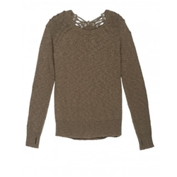 Lace Back Sweater by Pam & Gela in Pretty Little Liars