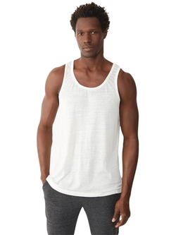 Shaggy Tank Top by Alternative in Ballers