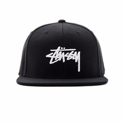 Stock FA16 Snapback by Stussy in The Fate of the Furious