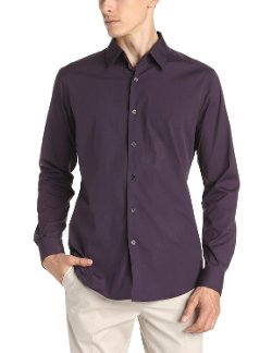 Men's Sylvain Wealth Shirt by Theory in The Counselor