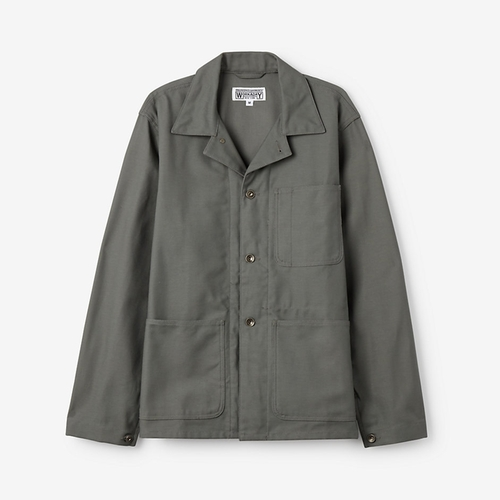 Utility Jacket by Engineered Garments Workaday in Legend