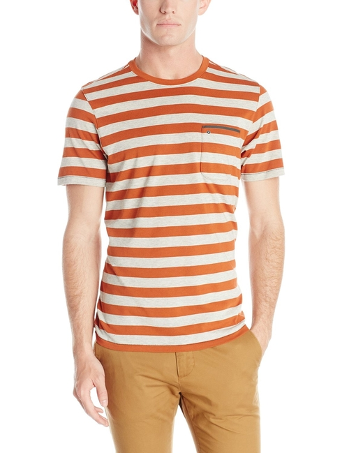 Captain T-Shirt by Hurley in The Intern