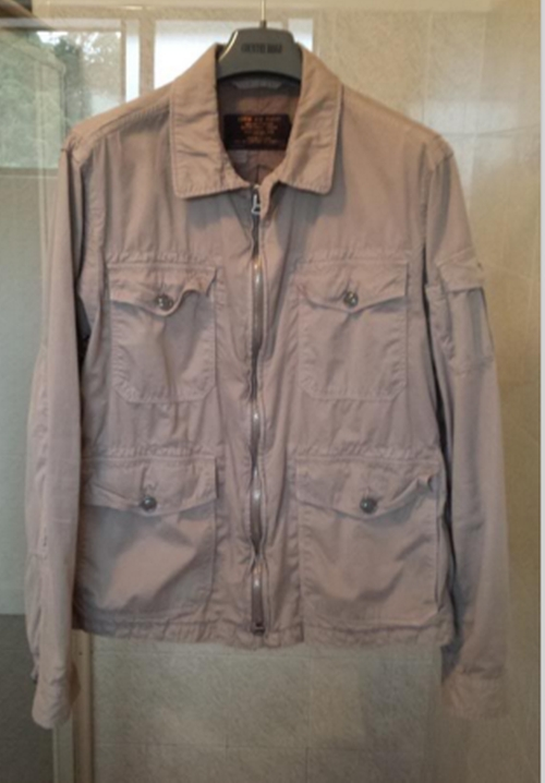 Utility Jacket by J. Crew in Knight and Day