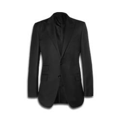 Three Piece Peak Lapel Suit by Tom Ford in Suits