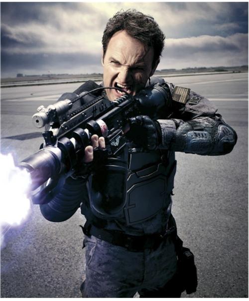 Custom Made Tactical Uniform (John Connor) by Susan Matheson (Costume Designer) in Terminator: Genisys