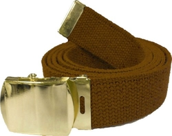 Canvas Military Web Belt by Army Universe in Scout's Guide to the Zombie Apocalypse