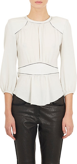 Open Stitched Wiley Blouse by Isabel Marant in Nashville