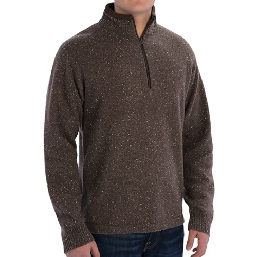 Woolrich Granite Springs Sweater by Sierra Trading Post in The D Train