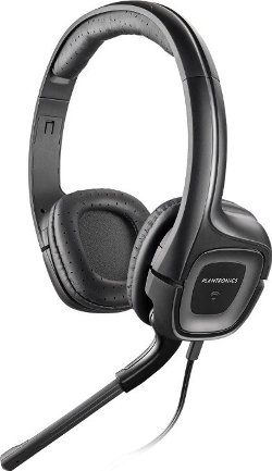 Multimedia Headset by Plantronics in Spy