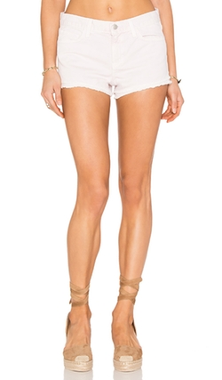 Sachi Low Rise Cut Off Shorts by J Brand in The Bachelorette