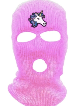 "Spring Breaker ""Puff, Puff, Pink"" Ski Mask by SpringBreakBitches in Spring Breakers"