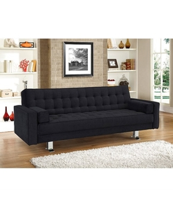 Rudolpho Convertible Sofa by Lifestyle Solutions in Suits