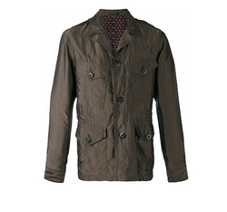 Notched Collar Jacket by Paul Smith in Death Note