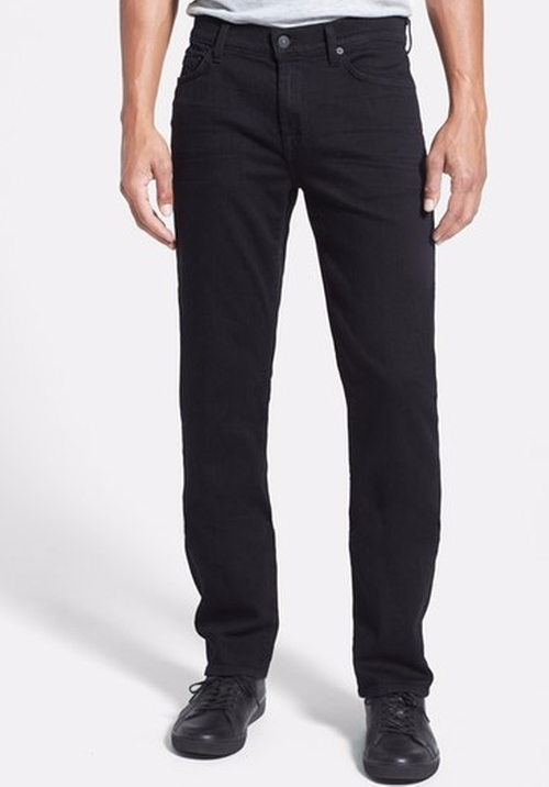 'Slimmy - Luxe Performance' Slim Fit Jeans by 7 For All Mankind in Chelsea - Season 1 Episode 1