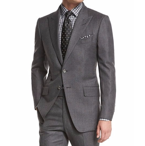 O'connor Base Mini-Textured Suit by Tom Ford in Suits - Season 6 Episode 10