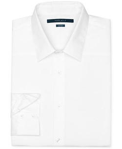 Twill Non-Iron Shirt by Perry Ellis in Bridge of Spies
