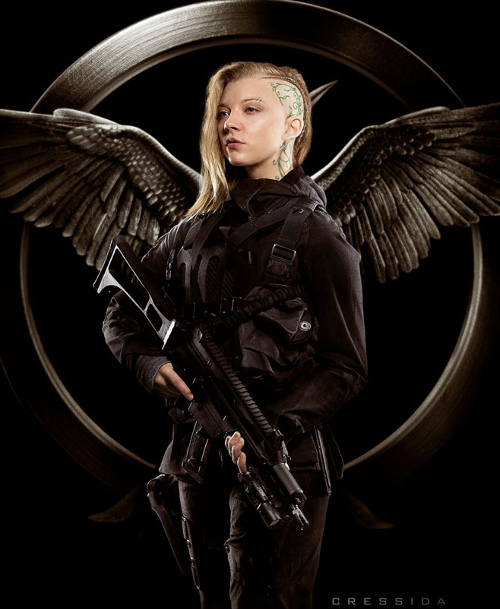 Custom Made Battle Suit (Cressida) by Kurt and Bart (Costume Designer) in The Hunger Games: Mockingjay Part 1
