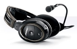 A20 Aviation Headset by Bose in Need for Speed