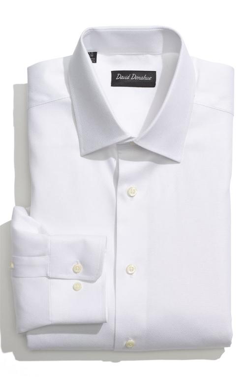 Royal Oxford Dress Shirt by David Donahue in Ricki and the Flash