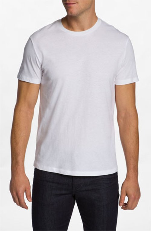 Trim Fit Crewneck T-Shirt by The Rail in The Best of Me
