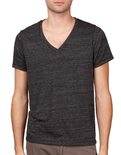 Boss V-Neck T-Shirt by Alternative in The Blacklist