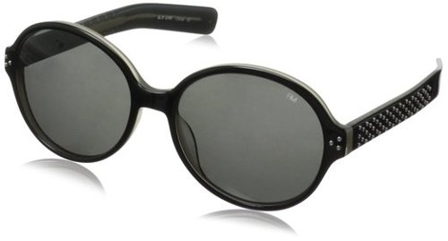 Womens Wooster Wooster Round Sunglasses by Rebecca Minkoff in The Gambler