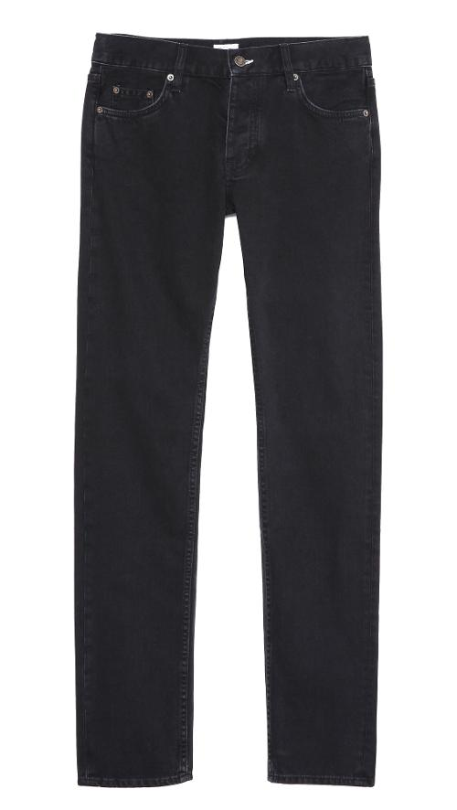 J.M-1 Slim Fit Black Jeans by Jean Machine in No Strings Attached
