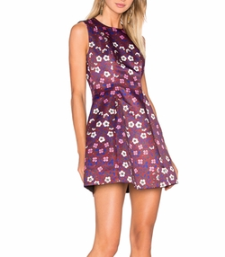 Duchess Bombe Dress by Cynthia Rowley in Fuller House