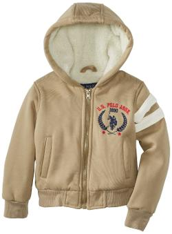 Boys 2-7 Varsity Jacket by U.S. Polo Association in Wish I Was Here