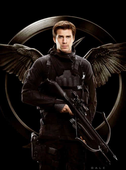 Custom Made Battle Suit (Gale Hawthorne) by Kurt and Bart (Costume Designer) in The Hunger Games: Mockingjay Part 1