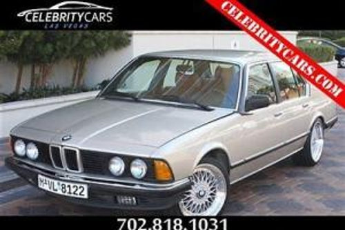 1987 735i Sedan by BMW in Safe House