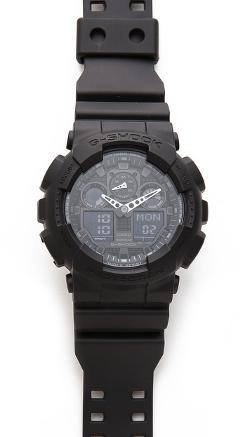 Big Combi Military Series Watch by G-Shock in Let's Be Cops