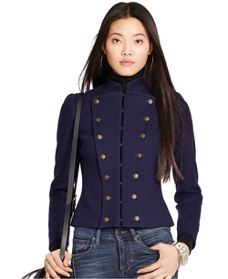 Military Jacket by Polo Ralph Lauren in The Flash