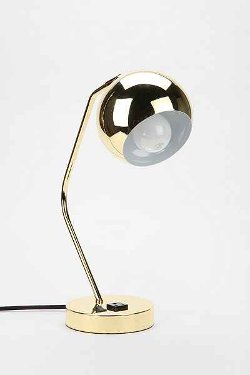 Gumball Desk Lamp by Urban Outfitters in Her