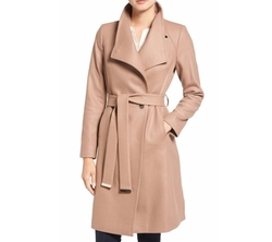 Wrap Coat by Ted Baker London in Designated Survivor
