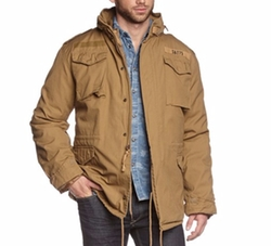 M65 Regiment Coyote Jacket by Surplus in Criminal
