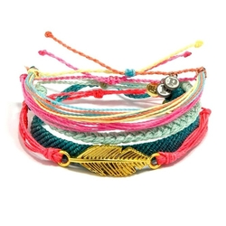 Stackable Bracelet by Pura Vida in Ballers
