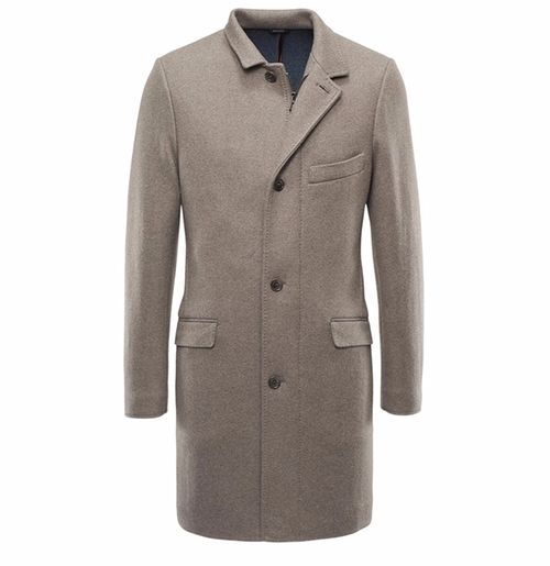 Martingala Cashmere Coat by Loro Piana in The Blacklist