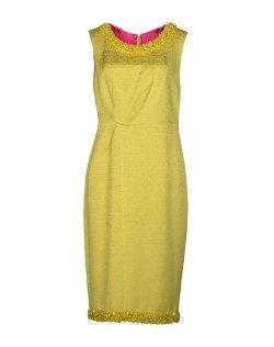 Knee-Length Embellished Dress by Ivan Montesi in Top Five