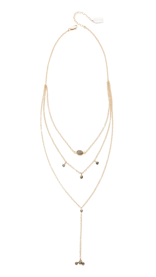 Noa Necklace by Ela Rae in Valentine's Day