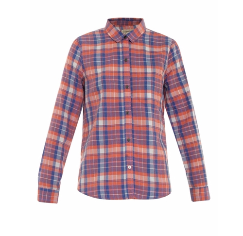 The Slim Boy Plaid Shirt by Current/Elliott in Star