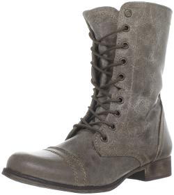 Women's Troopa Boots by Steve Madden in If I Stay