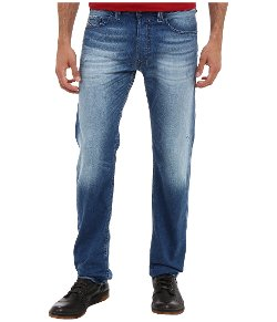 Safado Straight Jeans by Diesel in Birdman