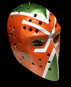 Custom Made Goalie Mask by Tom Connauton in The Town