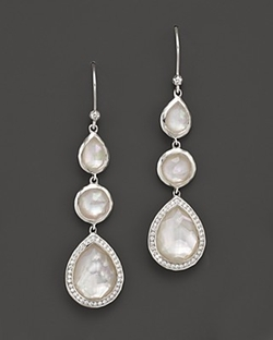 Stella Drop Earrings in Mother-of-Pearl by Ippolita in American Horror Story