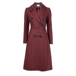 Double Breasted Coat by Fendi in Unbreakable Kimmy Schmidt