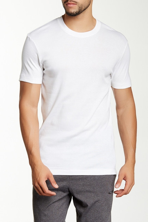 Crew Neck Tee Shirt by 2(x)ist in Suicide Squad