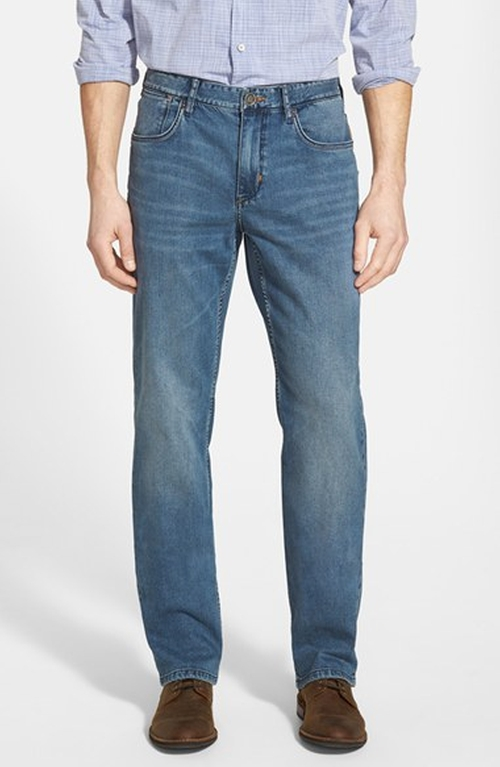 'Dallas' Authentic Fit Straight Leg Jeans by Tommy Bahama in Modern Family - Season 7 Episode 1