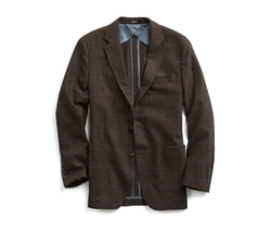 Sutton Unconstructed Sport Coat by Todd Snyder in The Good Place