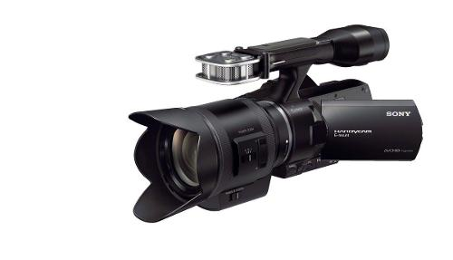 NEX-VG30H Handycam by Sony in Dolphin Tale 2